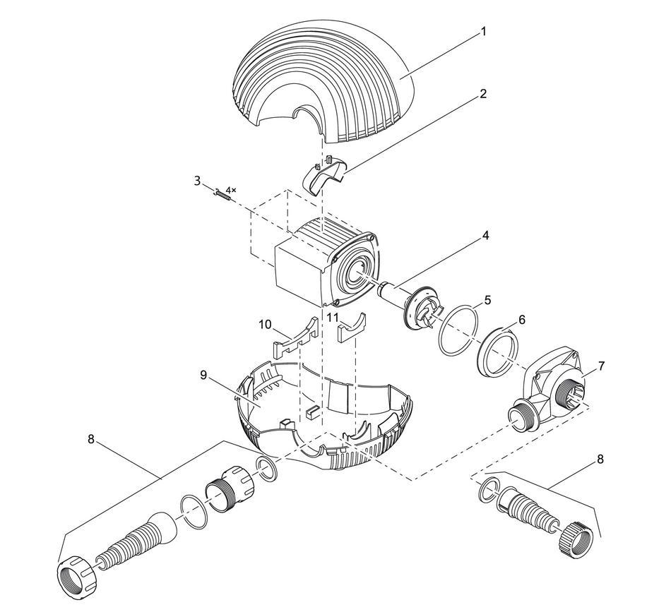 Gewindefu/ßplatte Ger/üstf/ü/ße Gewindespindel Ger/üstfu/ß 0,80 m D=38mm f/ür Bauger/üste Fassadenger/üst